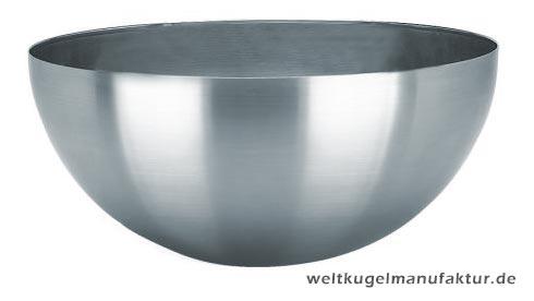 METALL HALBKUGEL, aus Stahl, Edelstahl und Aluminium ...