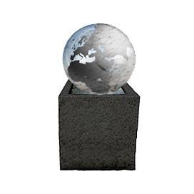 Globus granit